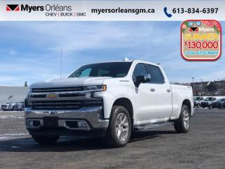 New 2020 Chevrolet Silverado 1500 LTZ  - Heated Seats for sale in Orleans, ON