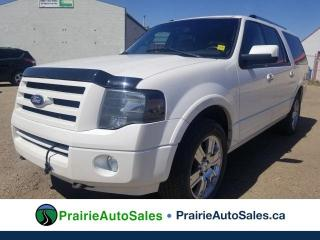 Used 2010 Ford Expedition Max Limited for sale in Moose Jaw, SK