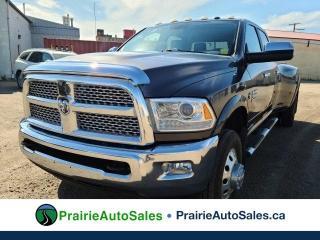 Used 2015 RAM 3500 Laramie for sale in Moose Jaw, SK