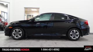 Used 2017 Honda Civic EX-T + GARANTIE 4/100 + DÉMARREUR ! for sale in Trois-Rivières, QC