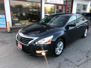 Used 2015 Nissan Altima SV for sale in Hamilton, ON