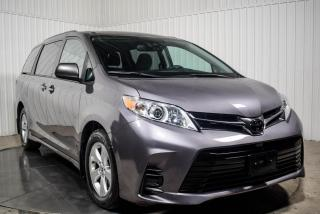 Used 2019 Toyota Sienna LE A/C MAGS 8 PASSAGERS for sale in St-Hubert, QC