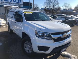 Used 2016 Chevrolet Colorado 2WD for sale in St Catharines, ON