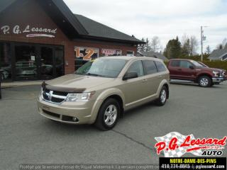 Used 2009 Dodge Journey SE for sale in St-Prosper, QC
