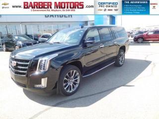 New 2020 Cadillac Escalade ESV Luxury for sale in Weyburn, SK