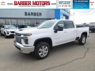 New 2020 Chevrolet Silverado 2500 HD LTZ for sale in Weyburn, SK