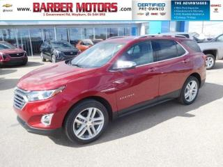 New 2020 Chevrolet Equinox Premier for sale in Weyburn, SK