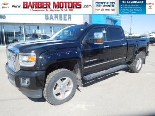Used 2015 GMC Sierra 2500 HD Built After Aug 14 Denali for sale in Weyburn, SK