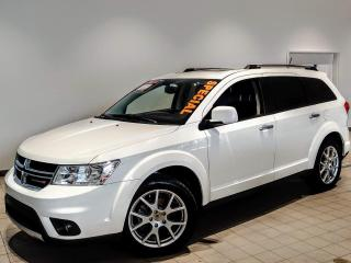 Used 2017 Dodge Journey GT 2017 **CUIR - TOIT- MAGS for sale in St-Eustache, QC