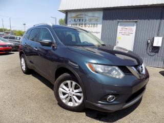 Used 2014 Nissan Rogue **SV,7 PLACES,AWD,TOIT PANO,CAMERA 360** for sale in Longueuil, QC