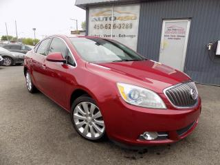 Used 2012 Buick Verano ***BAS KILO,CUIR,MAGS,AUCUNE ROUILLE*** for sale in Longueuil, QC