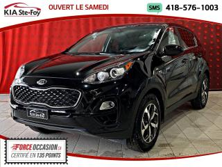 Used 2020 Kia Sportage LX *AWD *SIÈGES CHAUFFANTS *CARPLAY for sale in Québec, QC