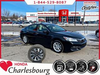 Used 2017 Honda Accord HYBRID TOURING **UN PROPRIÉTAIRE** for sale in Charlesbourg, QC