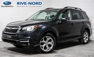 Used 2018 Subaru Forester Limited NAVI+CUIR+TOIT.OUVRANT for sale in Boisbriand, QC