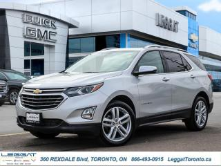Used 2020 Chevrolet Equinox Premier  - Leather Seats for sale in Etobicoke, ON