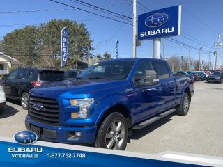 Used 2017 Ford F-150 4x4 ** CREW CAB 3.5L ** SPORT FX4 for sale in Victoriaville, QC