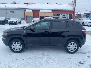 Used 2017 Jeep Compass Trailhawk Bas kilométrage for sale in Val-D'or, QC