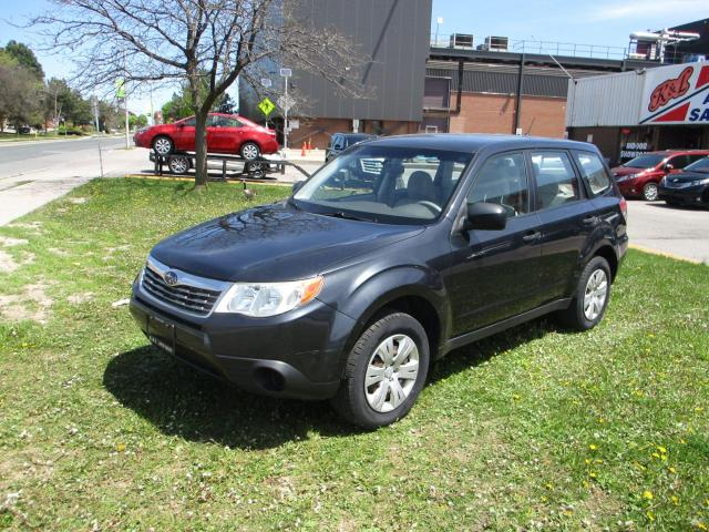 2009 Subaru Forester X~5 SPEED~AWD~CERTIFIED!!!