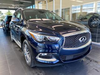 New 2020 Infiniti QX60 PURE for sale in Edmonton, AB