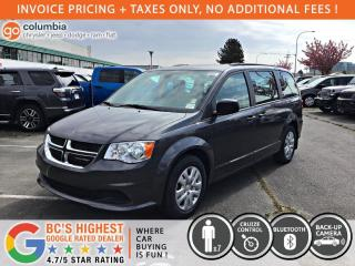 New 2020 Dodge Grand Caravan CANADA VALUE PACKAGE for sale in Richmond, BC