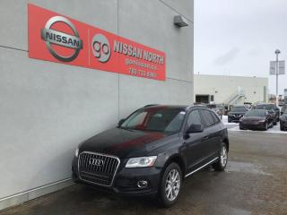 Used 2013 Audi Q5 2.0L 4dr AWD Sport Utility Vehicle for sale in Edmonton, AB