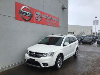 Used 2011 Dodge Journey R/T AWD for sale in Edmonton, AB