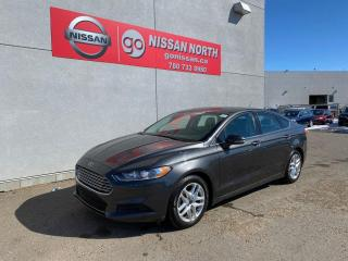 Used 2016 Ford Fusion SE 4dr FWD Sedan for sale in Edmonton, AB