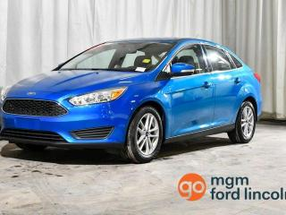 Used 2017 Ford Focus SE FWD | BACKUP CAMERA | SATELLITE RADIO READY for sale in Red Deer, AB