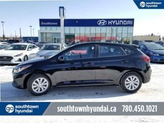 New 2020 Hyundai Accent Essential - 1.6L Back Up Cam, Bluetooth, A/C for sale in Edmonton, AB