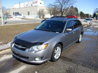 Used 2009 Subaru Legacy 2.5i w/Touring Pkg~HEATED SEATS~SUNROOF~CERTIFIED! for sale in Toronto, ON