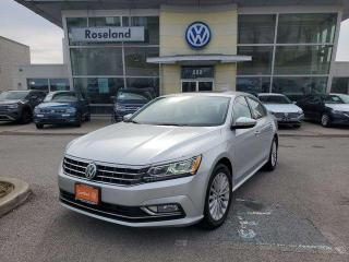 Used 2017 Volkswagen Passat Comfortline 4dr FWD Sedan for sale in Burlington, ON