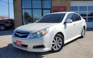 Used 2011 Subaru Legacy 4dr Sdn H4 Auto 2.5i Prem for sale in Oakville, ON