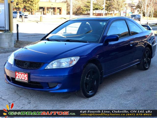 2005 Honda Civic Si-G|NO ACCIDENT|SUNROOF|CRUISE CONTROL