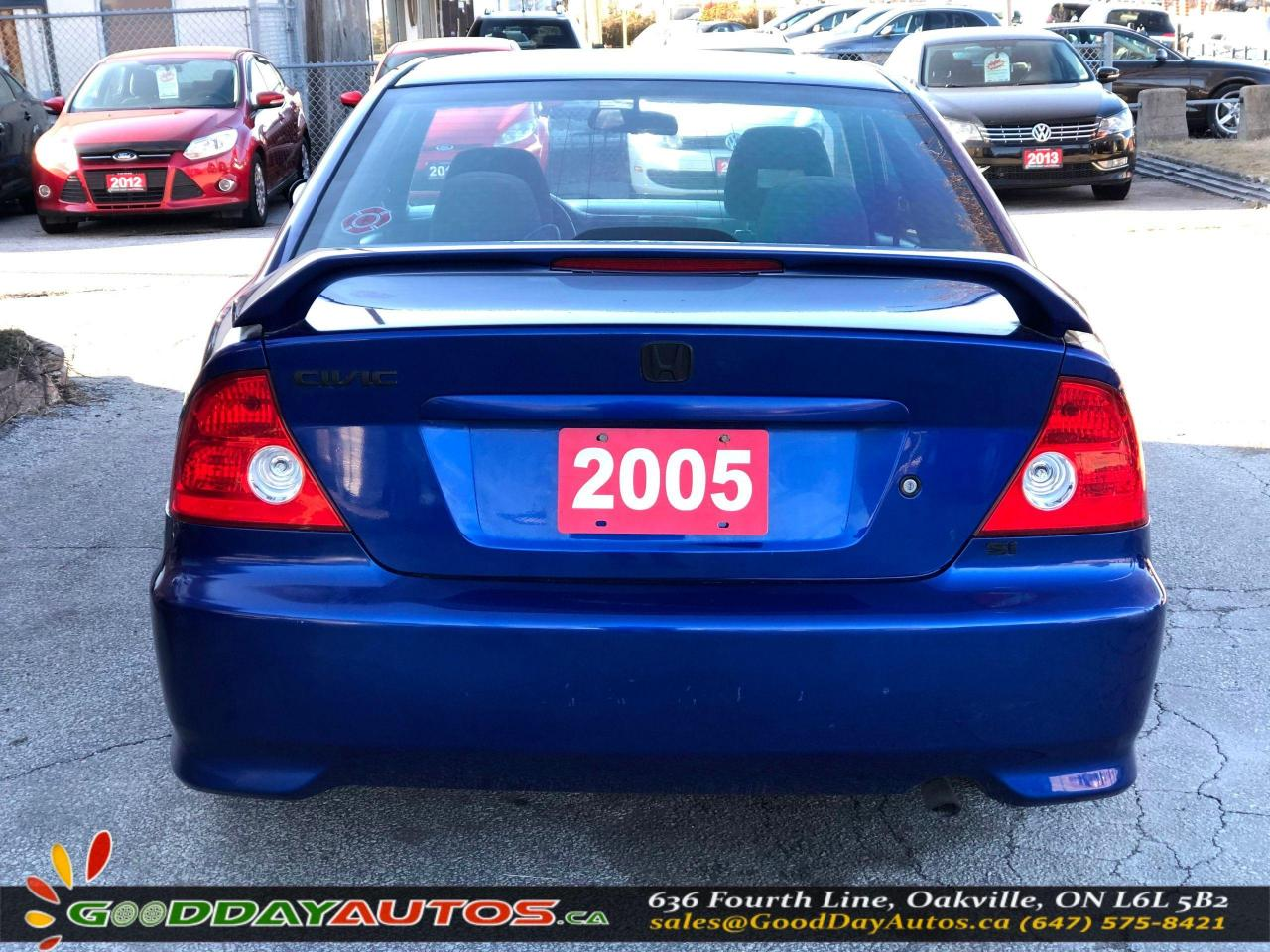 2005 Honda Civic
