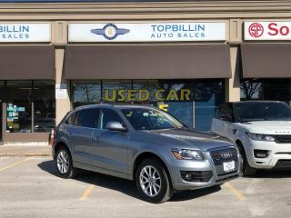 Used 2011 Audi Q5 2.0T Premium, AWD, Panoramic Roof for sale in Vaughan, ON