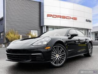Used 2018 Porsche Panamera 4S for sale in Halifax, NS