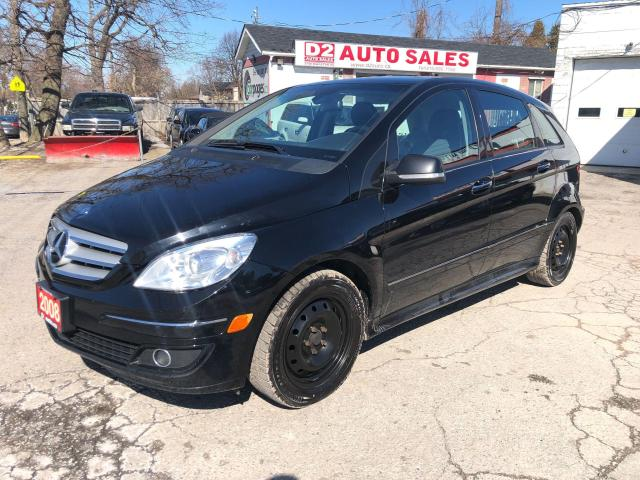 2008 Mercedes-Benz B-Class Turbo/Automatic/Leather/Roof/AS IS Special