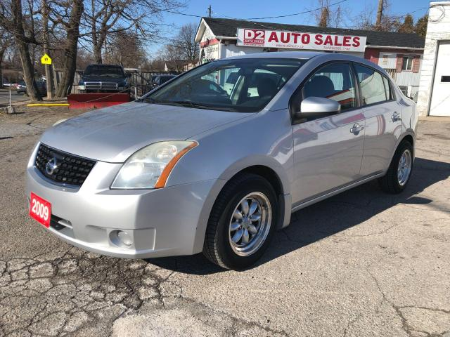 2009 Nissan Sentra Automatic/Gas Saver/Comes Certified