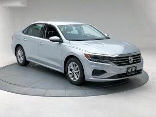 Used 2020 Volkswagen Passat Comfortline 2.0T 6sp at w/Tip for sale in Burnaby, BC