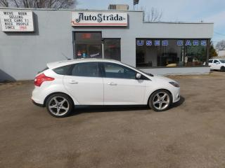 Used 2012 Ford Focus Titanium for sale in London, ON