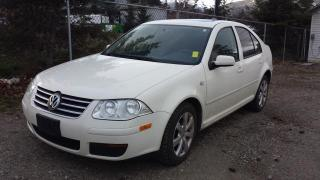 Used 2008 Volkswagen Jetta GLX for sale in West Kelowna, BC