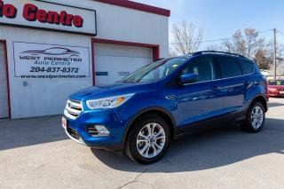 Used 2018 Ford Escape SEL AWD * Bluetooth * Pwr Liftgate * Htd Lthr Seat for sale in Winnipeg, MB