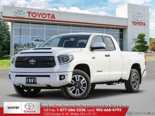 New 2020 Toyota TUNDRA 4X4 DOUBLE CAB LG20 for sale in Whitby, ON