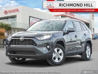 New 2020 Toyota RAV4 XLE  - Sunroof - $107.56 /Wk for sale in Richmond Hill, ON