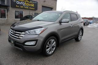 Used 2014 Hyundai Santa Fe Sport LIMITED,AWD,2.0T,NAVI,BACKUP CAMERA, for sale in Newmarket, ON