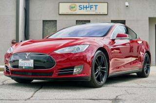 Used 2016 Tesla Model S 90D AUTOPILOT, LOADED, CARFAX CLEAN for sale in Burlington, ON