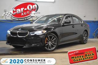 Used 2019 BMW 330i xDrive LEATHER NAV SUNROOF REAR CAM LOADED for sale in Ottawa, ON