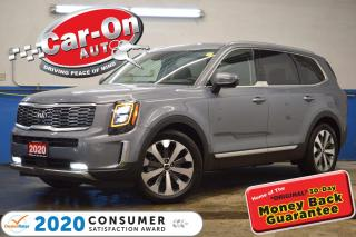 Used 2020 Kia Telluride SX AWD 8 SEAT LEATHER NAV PANO ROOF for sale in Ottawa, ON