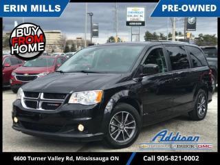 Used 2017 Dodge Grand Caravan CVP / SXT  NAVI|DVD|ALLOYS|LOW KM| for sale in Mississauga, ON