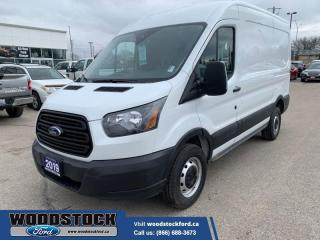 Used 2019 Ford Transit VAN XL  - Low Mileage for sale in Woodstock, ON
